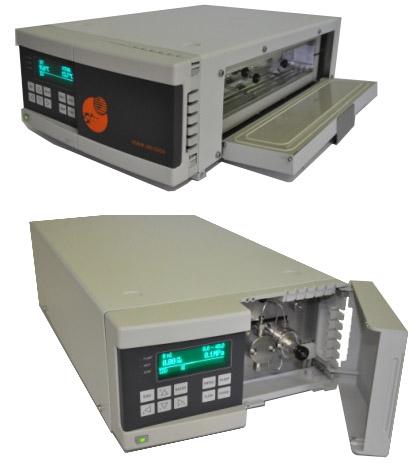 KONIK HPLC 580 pump module and column oven module